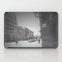 madrid iPad Cases featuring Madrid by Jane Lacey Smith