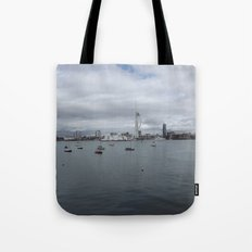 Spinnaker Tower, Portsmouth UK Tote Bag