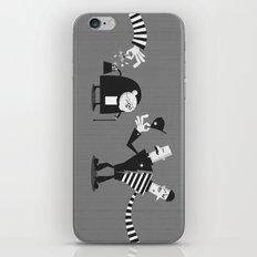 Police Duality iPhone & iPod Skin