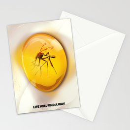 Life Will Find a way. Stationery Cards