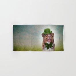 Dog breed Australian Shepherd, Aussie Hand & Bath Towel