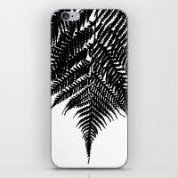 Fern Fringe iPhone & iPod Skin