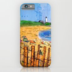Summer down the Cape Slim Case iPhone 6s