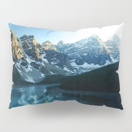 River in the Mountains Pillow Sham