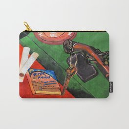 Smoking Guns 3 of 3 Carry-All Pouch