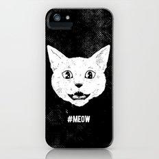 #MEOW Slim Case iPhone (5, 5s)