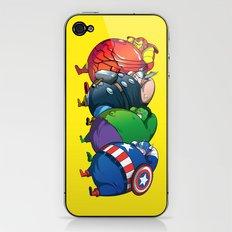 TUBY : Avengers iPhone & iPod Skin
