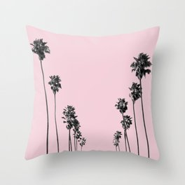 Palm trees 13 Throw Pillow