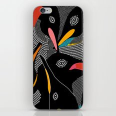 Penquins iPhone & iPod Skin