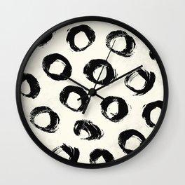 Dot Wall Clock