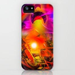 Lighthouse romance 15 iPhone Case