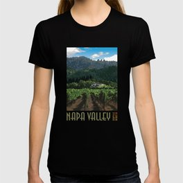 Napa Valley - Far Niente Winery - Oakville District T-shirt