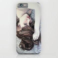 Striped Sheets iPhone 6s Slim Case