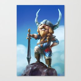 Viking Pride Canvas Print