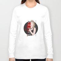 buffy the vampire slayer Long Sleeve T-shirts featuring Buffy, the vampire slayer by Rose's Creation