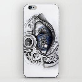 Mechanical Eye iPhone Skin