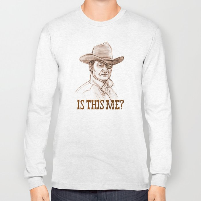 Is This Me? Long Sleeve T-shirt