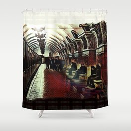 Prospekt Mira Shower Curtain