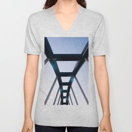 Blue Bridge Unisex V-Neck