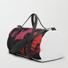Hawaii werewolf Duffle Bag