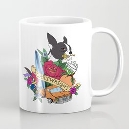 Cartwright Brothers - Fool Series - Coat of Arms Coffee Mug