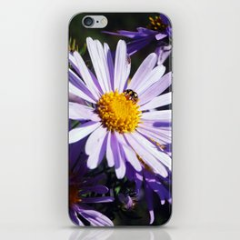Busy Bee By LyubovArt iPhone Skin