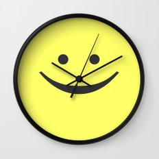 Smiley Wall Clock