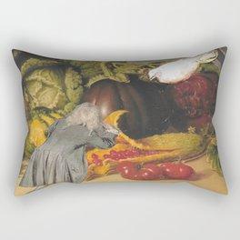 GMOs Rectangular Pillow