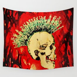 MENTAL HEALTH - 025 Wall Tapestry
