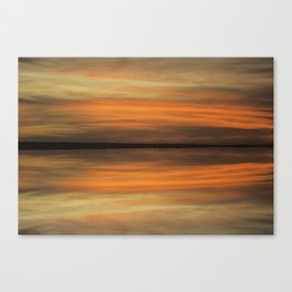 Reds and Golds Canvas Print
