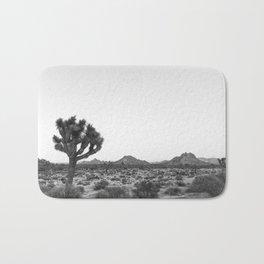 JOSHUA TREE / California Desert Bath Mat