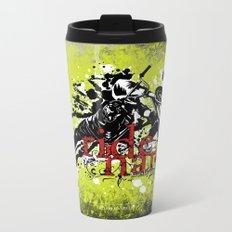ride hard - BMX Metal Travel Mug