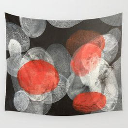 Cell  Regeneration 3 Wall Tapestry