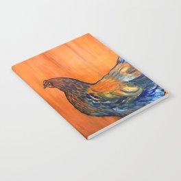 Orange Chicken Notebook