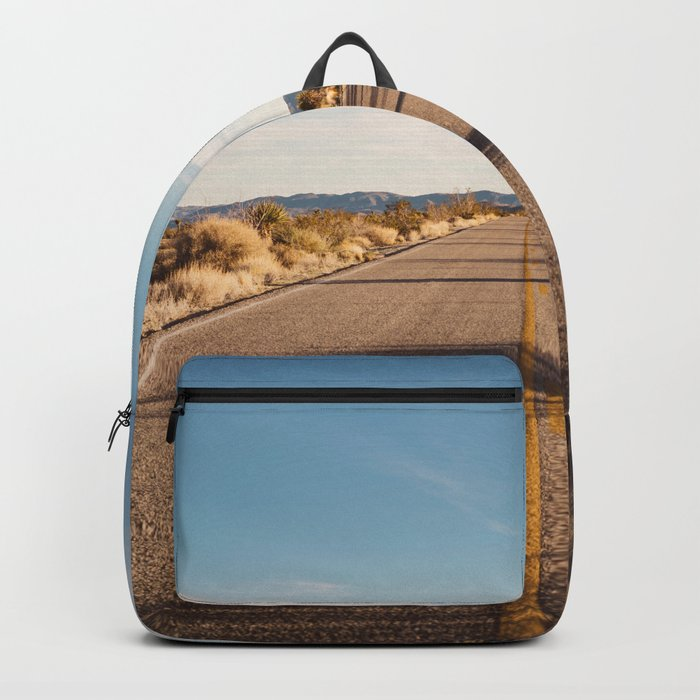 Joshua Tree Road Backpack