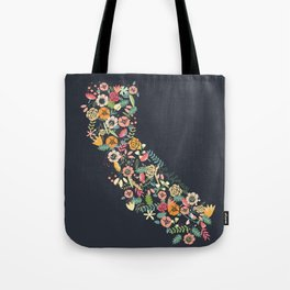Beauty in Cali Tote Bag