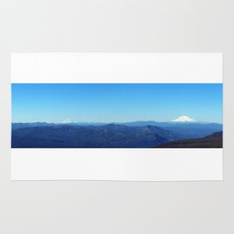 Mountain Panoramic Rug
