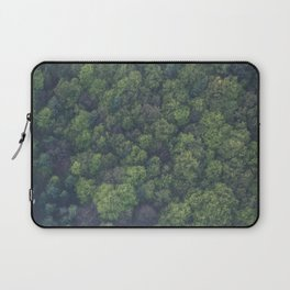green-trees Laptop Sleeve