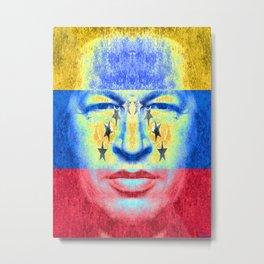 CHAVEZ Metal Print