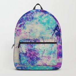 Fußabdruck Backpack