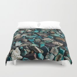 Turquoise & Teal Duvet Cover