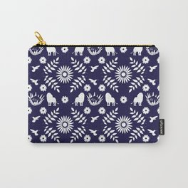 Otomi Lion Carry-All Pouch