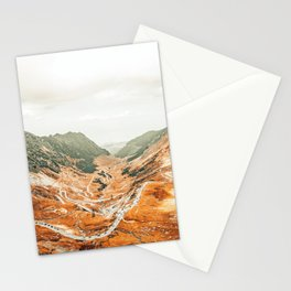 Mountainside Story #photography #nature Stationery Cards