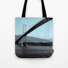 Across the Ocean Tote Bag