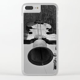 The bell Clear iPhone Case