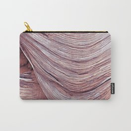 original wood texture Carry-All Pouch