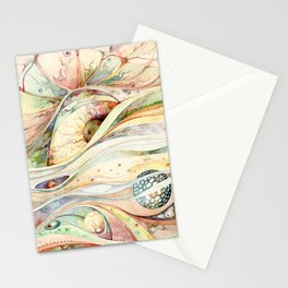 Biology Stationery Cards