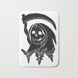 Grim Reaper Bath Mat
