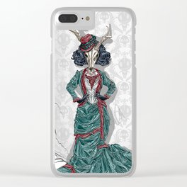 The House: Abigail Clear iPhone Case