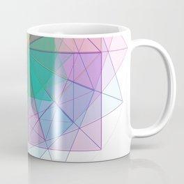 geometric abstract 1 Coffee Mug